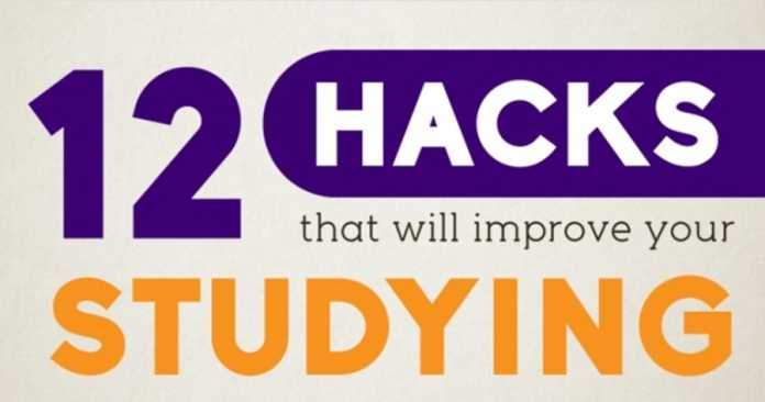 12 Study Hacks In 2017 That Will Improve Your Studing