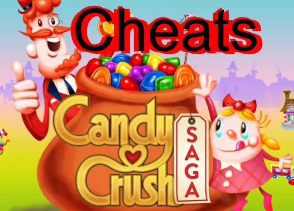 Candy Crush Cheats and Hack