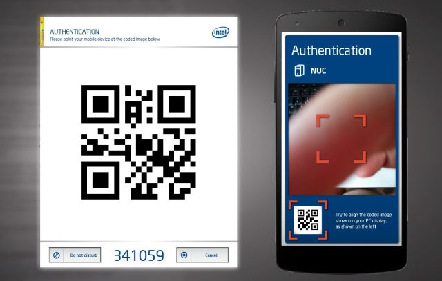 Use Android As Mouse and Keyboard QR Code