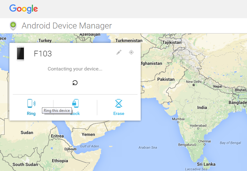 Screenshot 23 2 - How To Track Your Android Phone Without Installing Any App