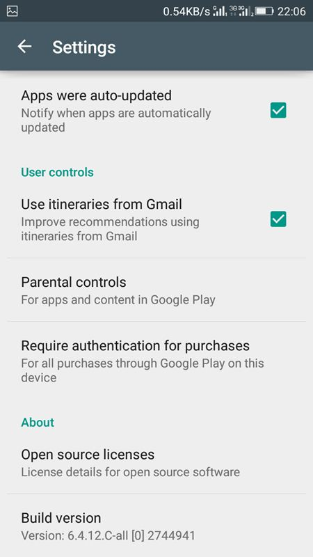 How To Update Google Play Store 2016