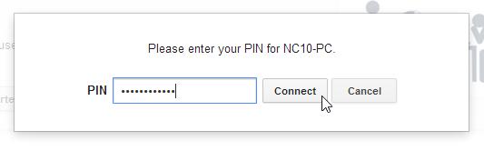 Remote Computer Access Using Google Chrome