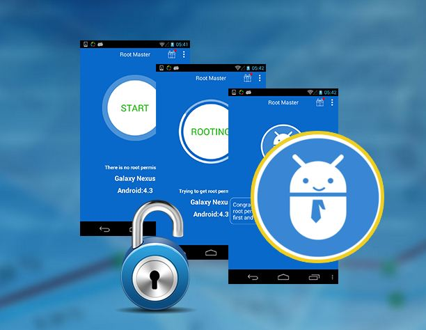 Root Master Android App