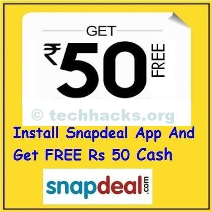 Earn Snapdeal Cash And Do Free Shopping