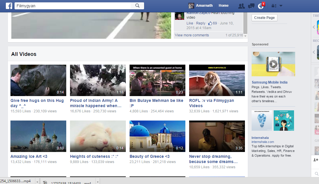 How To Download Videos From Facebook Without Any Software ...