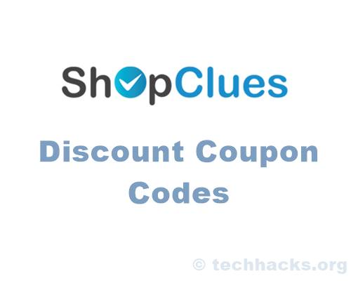ShopClues Discount Coupon Codes May 2015