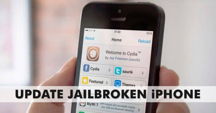 How To Update Jailbroken iPhone or iPad to Latest iOS