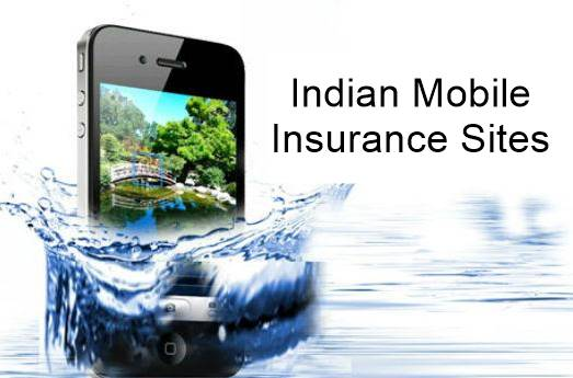 Best Indian Mobile Insurance Sites 2016