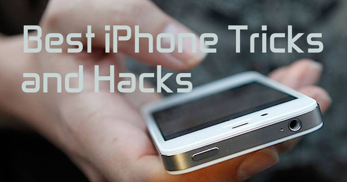 Best iPhone Tricks 2019 & iPhone Hacks
