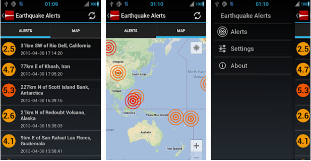 How To Get Earthquake Alerts Directly On Your Android