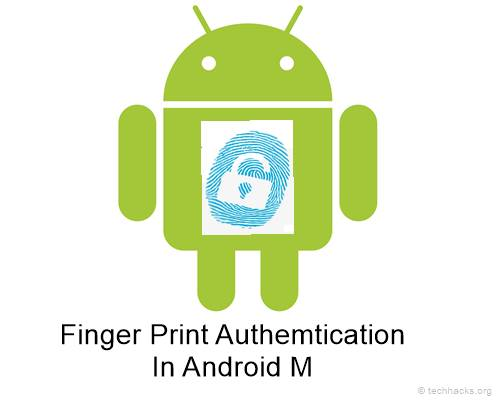 Fingerprint Login System in Android M