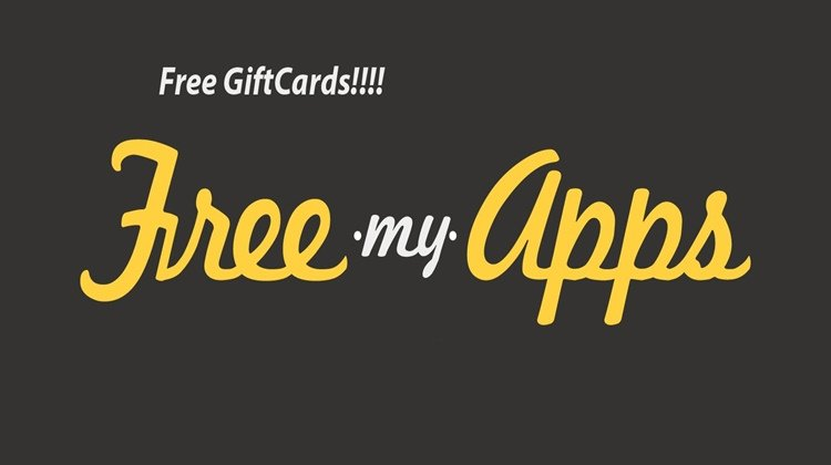 FreeMyApps - Free Gift Cards