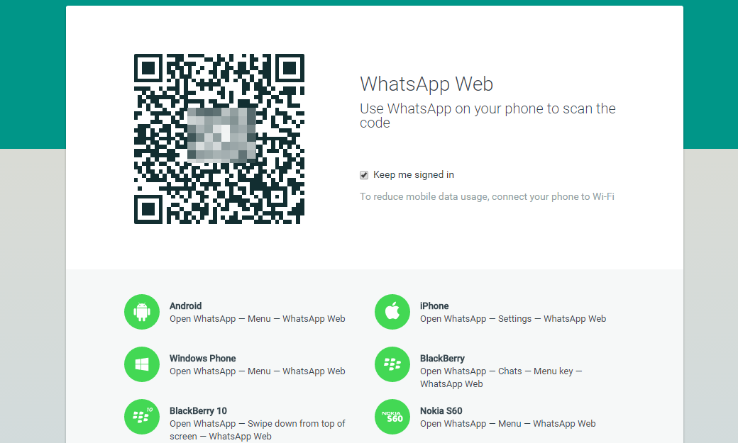 How To Run Whatsapp Directly On Your Computer Browser