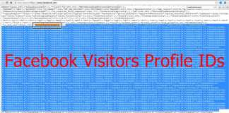 How To Track Facebook Profile Visitors