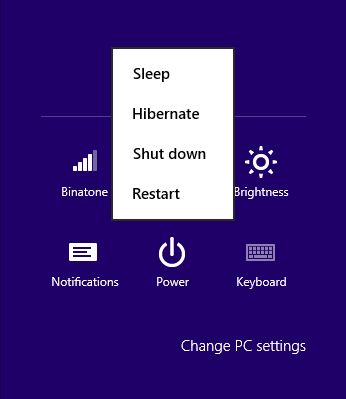 How to Enable Hibernate In Windows 8