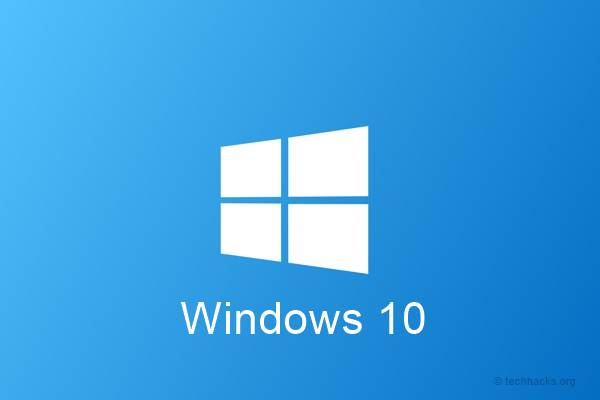 There are seven different versions of Windows 10