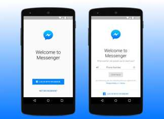 How To Use Facebook Messenger Without Facebook Account