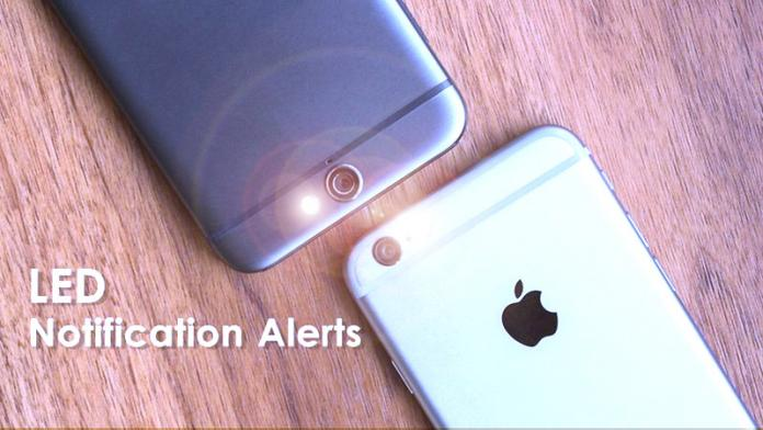 How to Use LED Flash as Notification Light on Android or iPhone