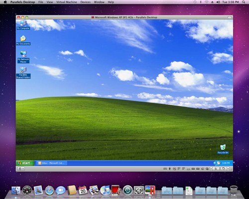 Run New Application in Virtual Machine before installing
