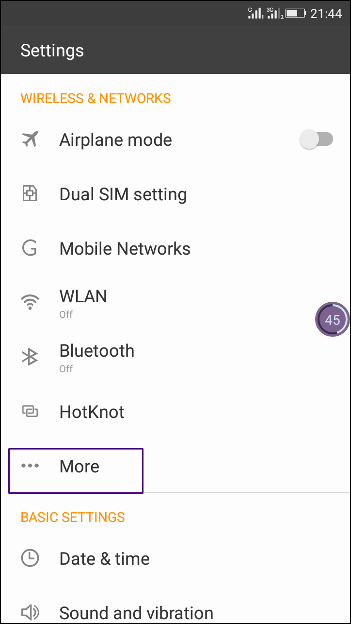 How To Set-Up VPN On Your Android Without Installing Any App