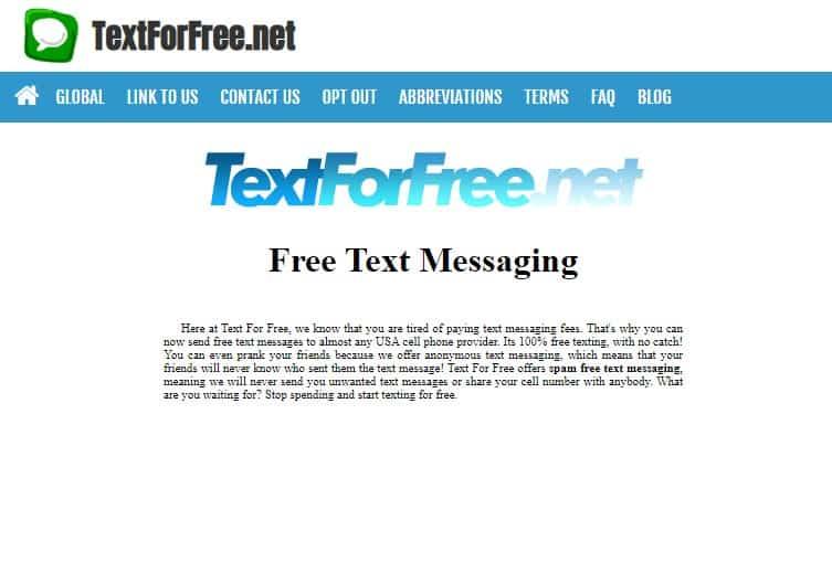 TextForFree