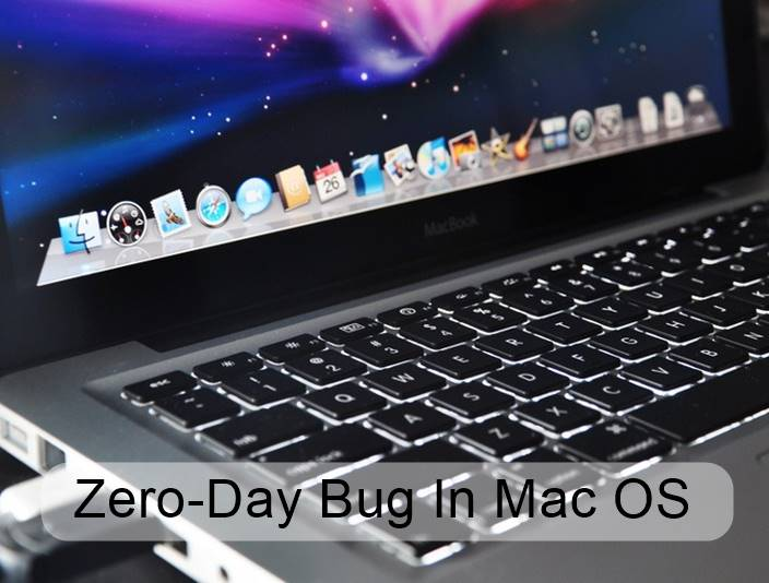 Zero-Day Bug In Mac Allows Hacker To Install Malware