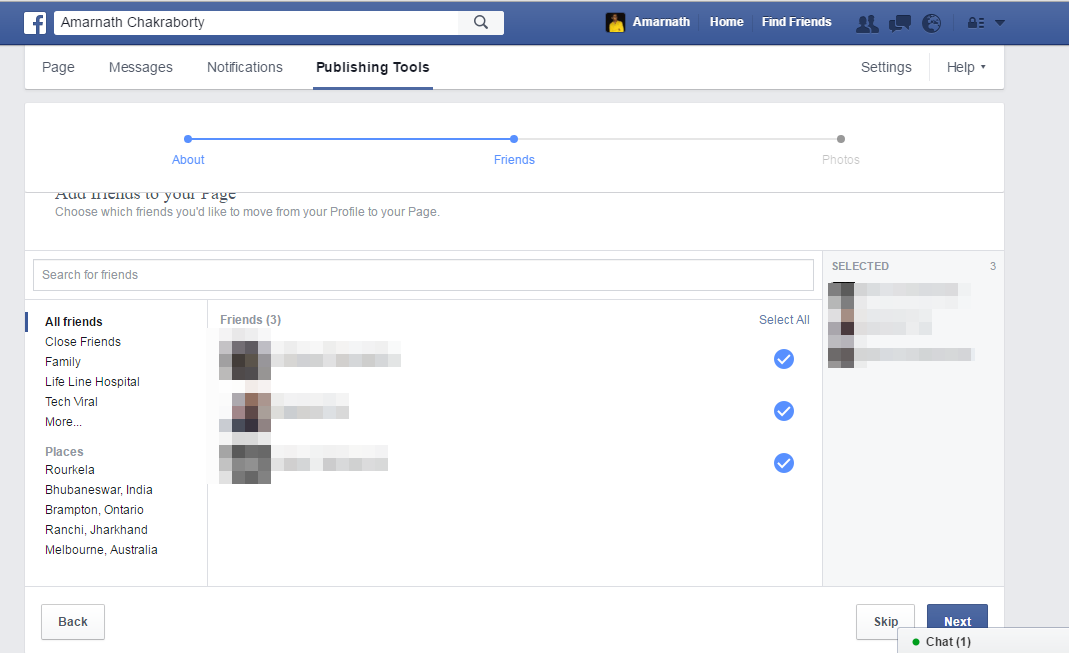 How To Convert Facebook Profile Into A Page