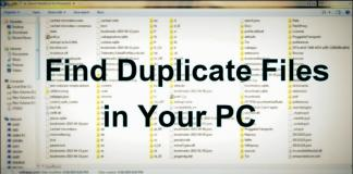 How to Find And Delete Duplicate Files In Computer