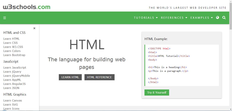 Best Website To Learn Programming