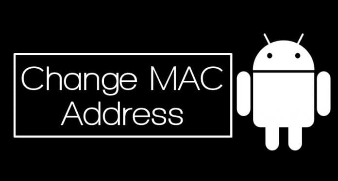 Change MAC Address Android