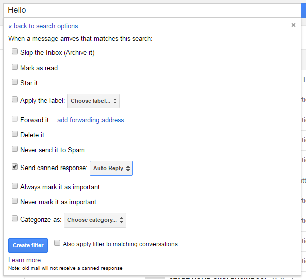 How to Make Automatically Reply to Emails in Gmail