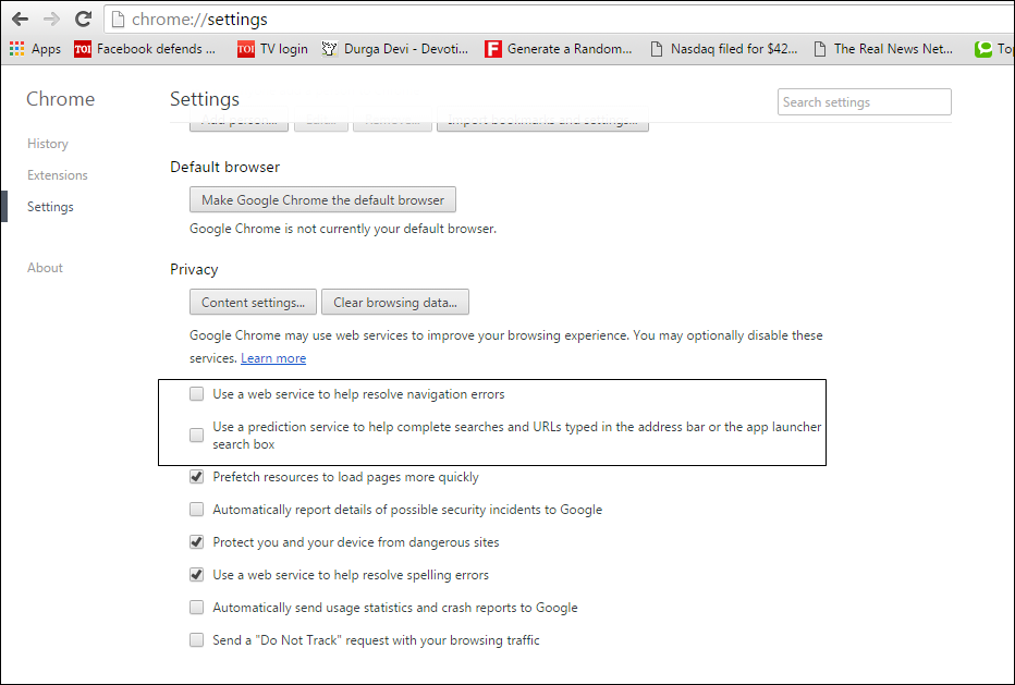 How To Boost Up Internet Speed On Google Chrome (1)