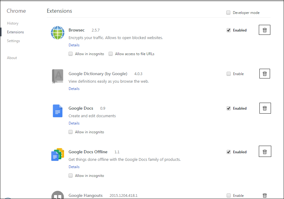 How To Boost Up Internet Speed On Google Chrome (3)