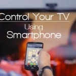 Control Your TV Using Android iPhone
