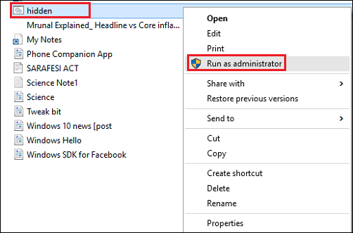 How To Create Hidden User Account In Windows