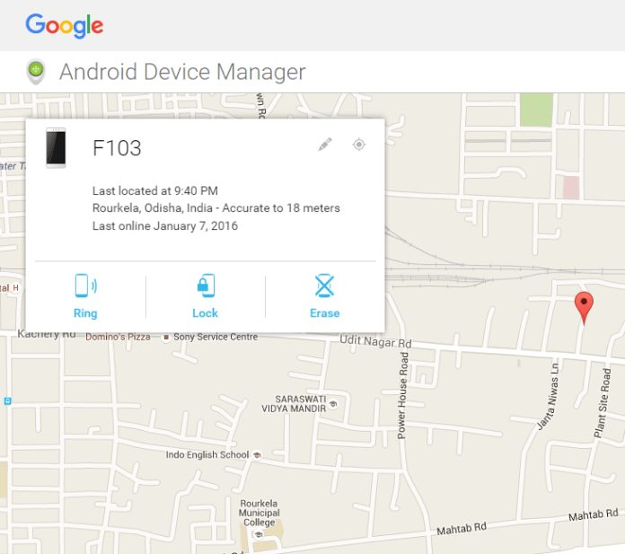 How To Find Android Phone Even On Silent Mode 5
