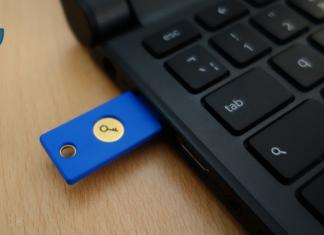 How To Protect Your Google Accounts With USB Security Key