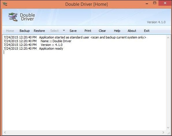 Install Drouble Driver