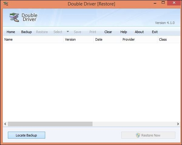 Double driver windows 10