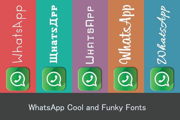 كيفية استخدام خطوط Cool & Funky على WhatsApp ، Facebook الحالة أو الرسائل