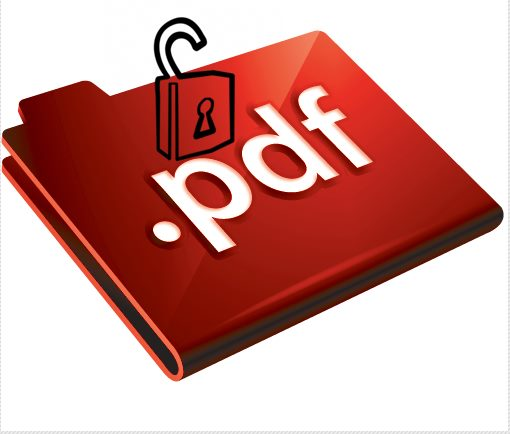 Remove Password Protection From PDF File
