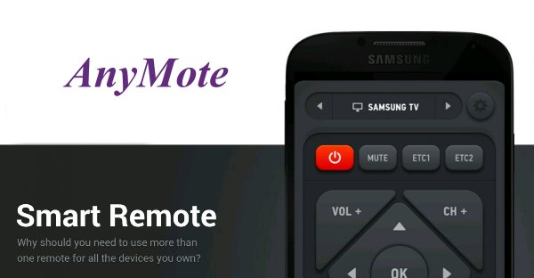 Smart-IR-Remote-AnyMote