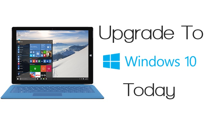 Windows 10 Upgrade ISO 32 Bit and 64 Bit 2016