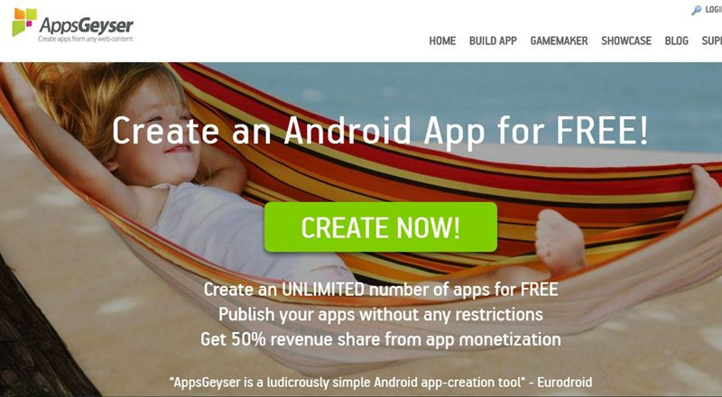 android app maker software free download