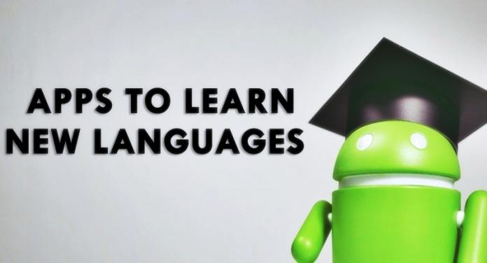 Top 8 Best Apps To Learn New Language In Android