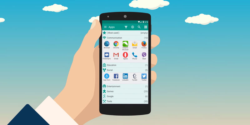 Full Control Over Your Android Smartphone