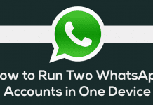 How To Run Multiple WhatsApp Account On Android