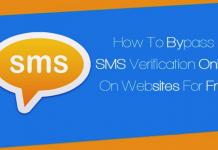 How to Bypass Phone SMS Verification on any Website/Service