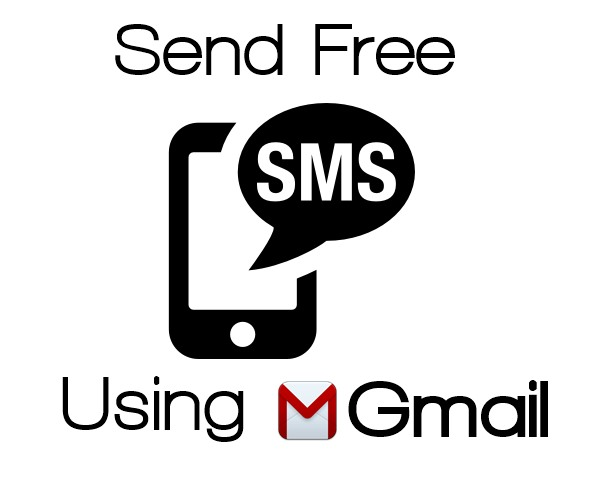 SMS Using Gmail Account