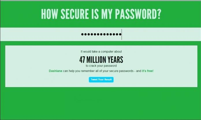How To Choose A Best Secure Password For Accounts